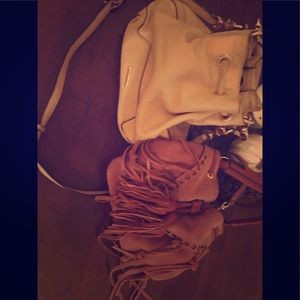 2 purses small to mid size
